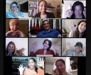 Our skin is exposed during a zoom call. Skin radiance is paramount